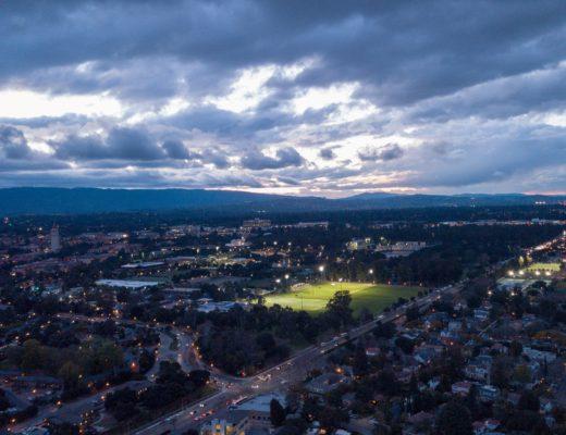 Moving to Palo Alto, California.