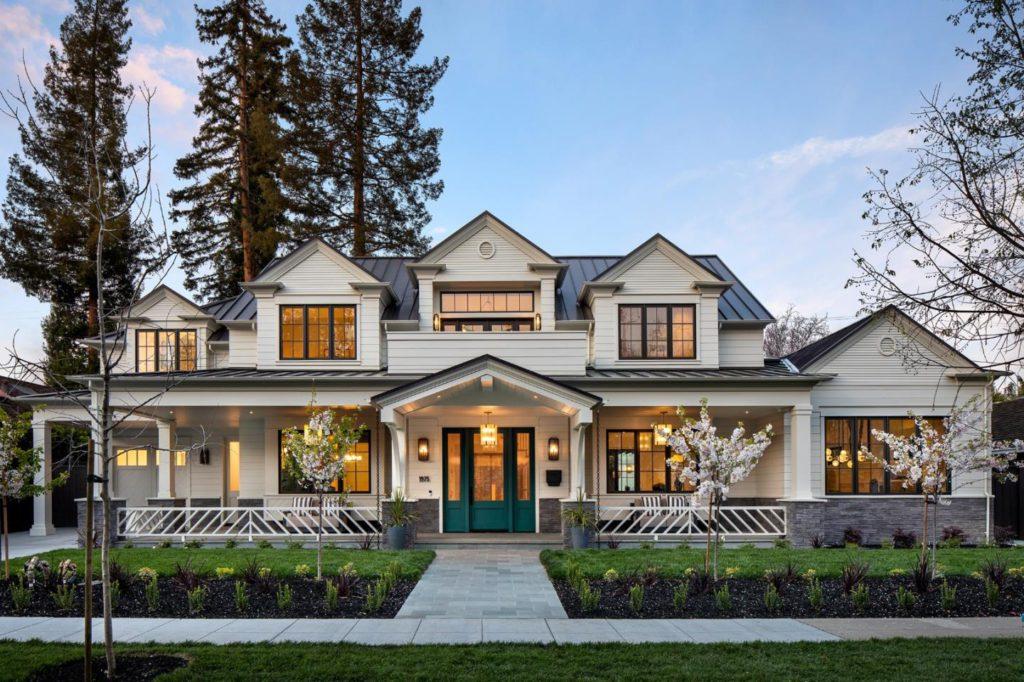 Luxury home in Palo Alto, California